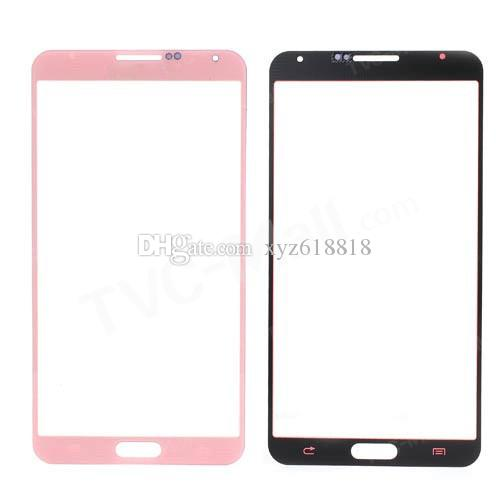 Front Outer Glass Lens For Samsung Galaxy Note 3 N900 N9005 Touch Screen Panel