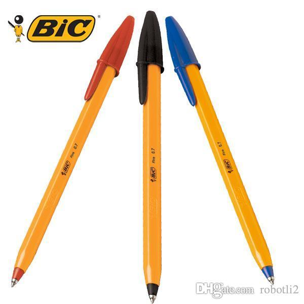 france bic orange classic ball point pen bic pen customized pens