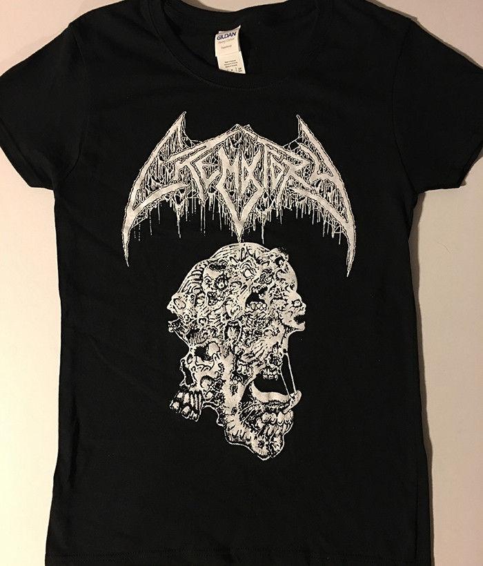 0f6a51dd7a10 CREMATORY Ladies T Shirt Swedish Death Metal Grave Immolation New Man  Design T Shirt Print Metal T Shirts Cotton Shirt From Sweatcloth, $23.11   DHgate.Com