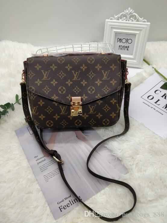 8cf6179173 2019 Brand Fashion Chain Shoulder Bag Diamond Embroidery Women's Bag ...
