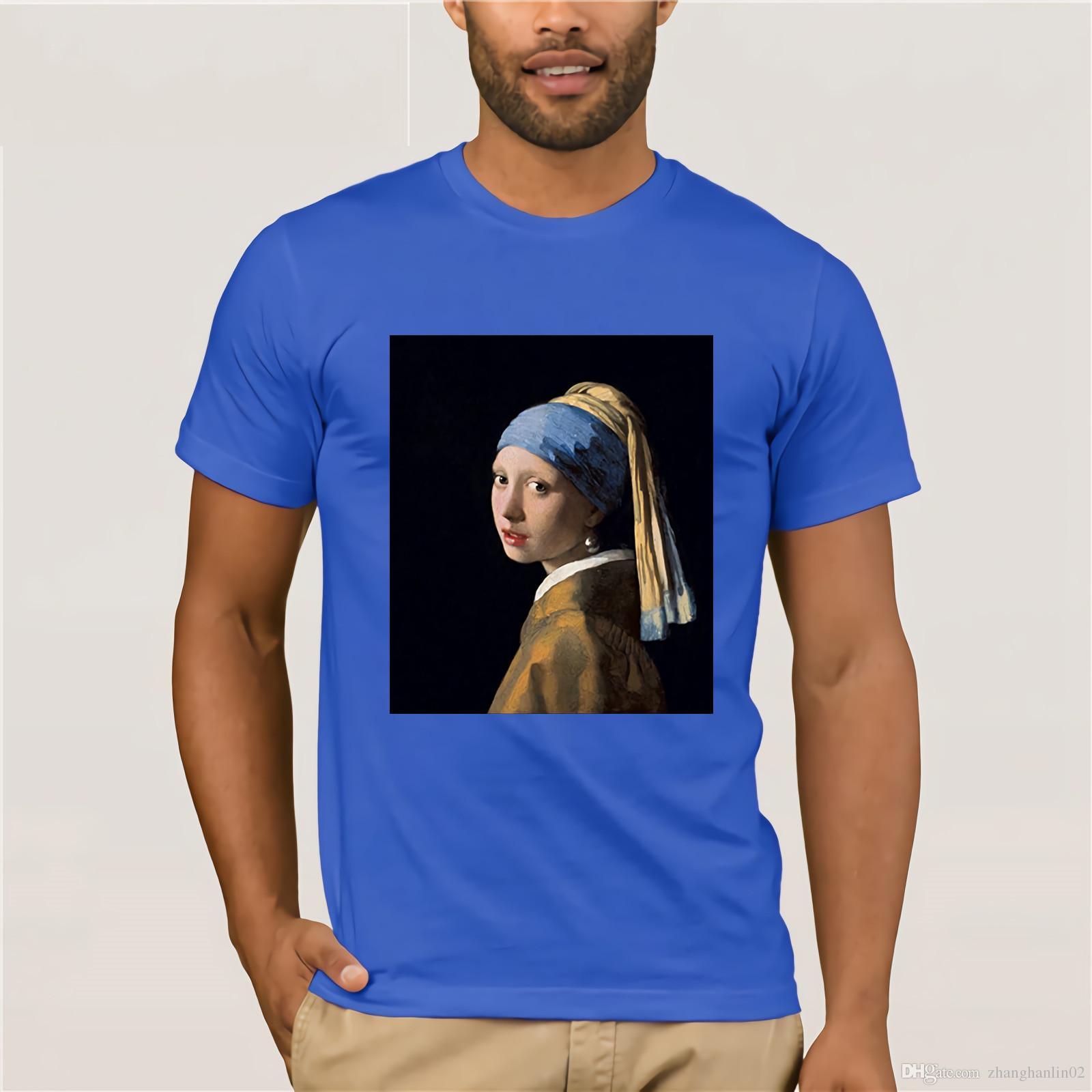 Großhandel Mädchen Mit Einem Perlenohrring Von Johannes Vermeer