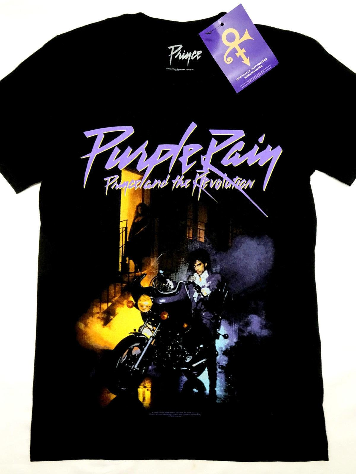 7917869d9e0373 PRINCE OFFICIAL PURPLE RAIN T SHIRT BLACK COTTON MENS LADIES BNWT PRIMARK  Really Cool Sweatshirts The Following T Shirts From Luckytomorrow, $11.58|  DHgate.