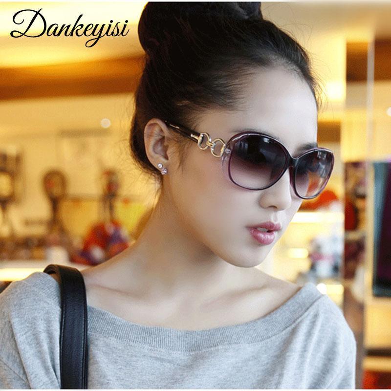 e37cb0db56 DANKEYISI Hot Fashion Polarized Sunglasses Women Brand Designer Vintage Polaroid  Sunglasses Female Luxury Eyewear Sun Glasses Eyewear From Tonic