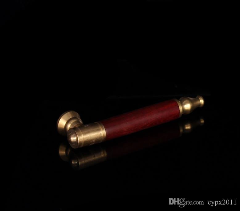 Porte-cigarette amovible en cuivre