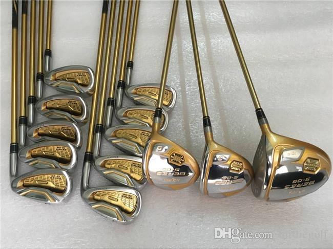 2019 4 Star Honma S 06 IS 06 Full Set Golf Set Golf Clubs