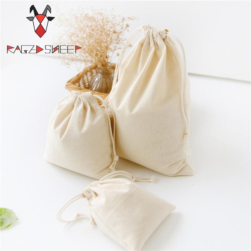 Moutons Ragés Cordon À La Mode En Coton Épicerie Shopping Sacs Pliants Vendu Imprimé Mon Panier Eco Grab Sac Sac Réutilisable