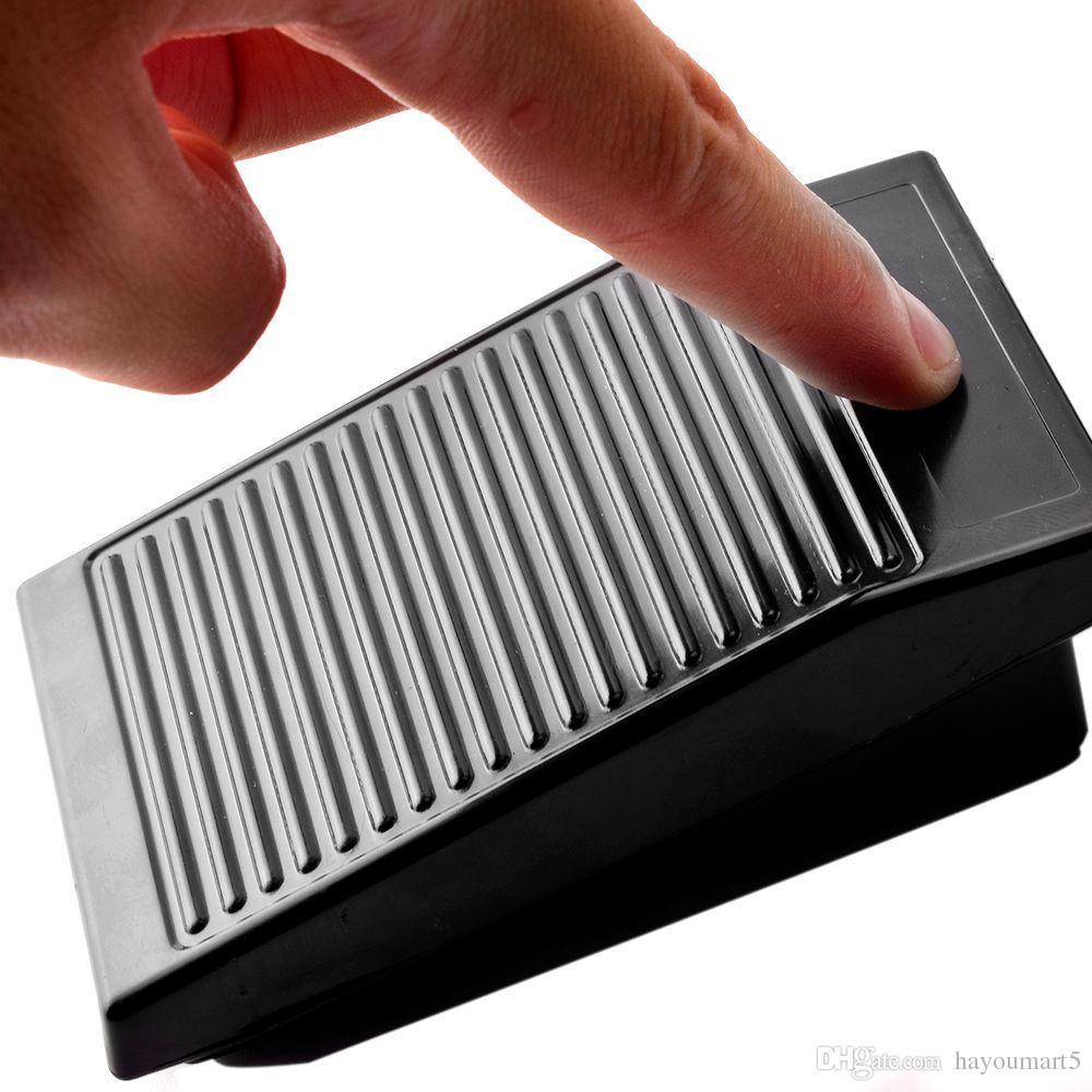 تصميم جديد الوشم دواسة لإمدادات الطاقة التبديل القدم الأسود آلة الوشم التبعي أدوات الوشم القدم