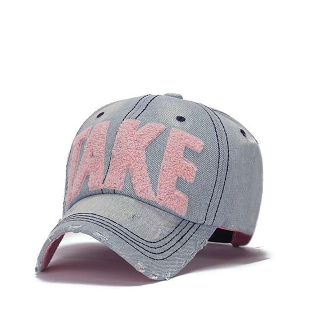 Baseball Cap Women Hip Hop Streetwear Sun Hat Adult Baseball Cap Take Towel Embroidery Hat Sun Cap Apparel Accessories Women's Hats