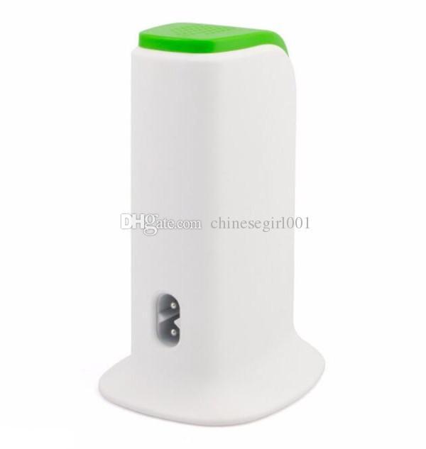 6 puertos USB Estación de carga 30W 5V 6A Eu EE. UU. Reino Unido USB Cargador de pared Adaptador de potencia Hub para teléfonos móviles gps