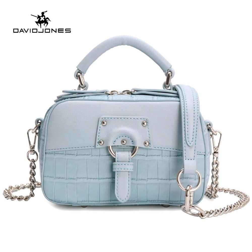 DAVIDJONES Women Crossbody Bag Lady Serpentine Messenger Teenager Girls  Evening Purse Female Top Hand Handbag Leather Bags For Men Branded Bags  From ... 31b8ee7b3bf1a
