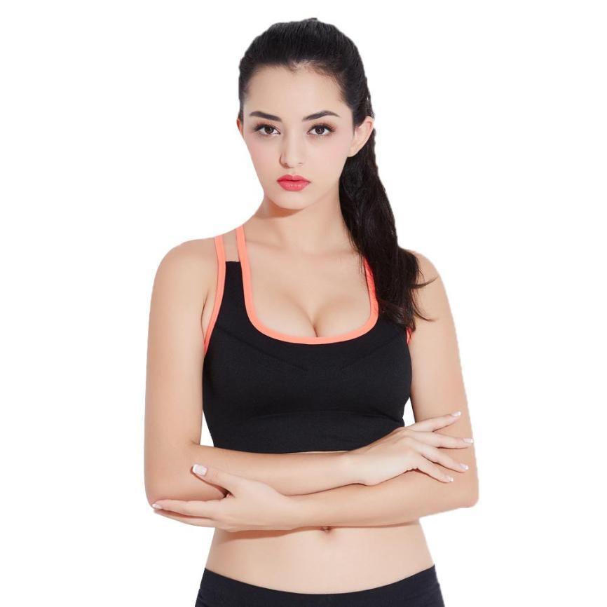 d261a39655717 2019 Feitong Crop Tops Women 2018 Short Tank Top Women Fitness Sleeveless  Loose Tank Top Summer Girls Cropped Feminino From Dreamcloth, $30.0 |  DHgate.Com