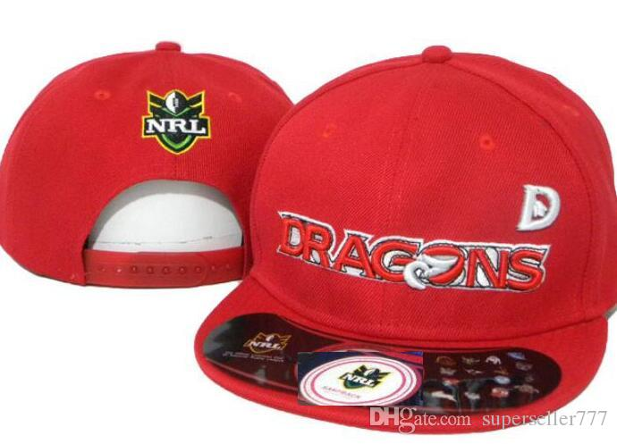 Top Quality 2018 NRL Dragons Snapback Hip Hop Snapbacks Baseball Cap  Adjustable Hats Summer Embroidery Hats Caps Hats Fitted Cap From  Superseller777 2332636e426