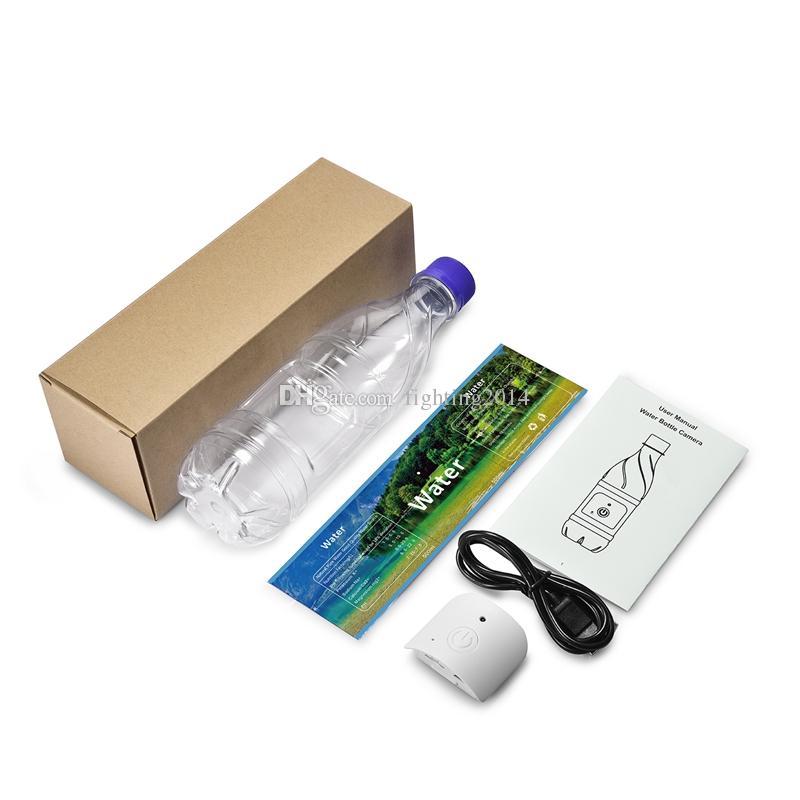Şişe kamera Full HD 1080 P Su Şişesi DVR ses video Kaydedici Hareket Aktif Taşınabilir Mini şişe DV DVR