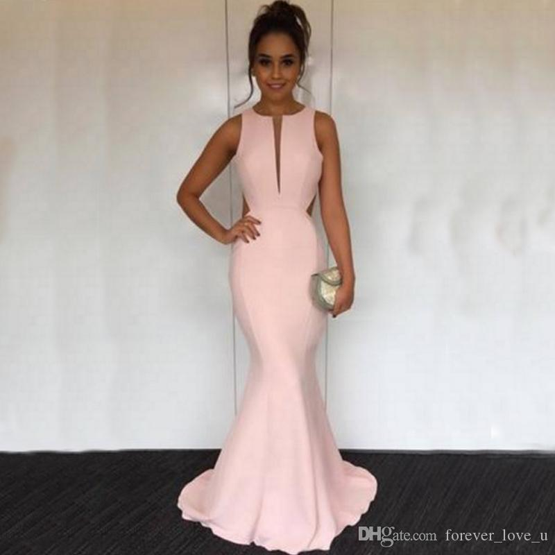 Simple but Elegant Prom Dresses