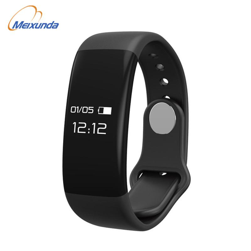bb1260d7e145 Pulsera Inteligente Oregon Smart Band Sport Fitness Pulsera Para Hombres  Wumen Monitor De Frecuencia Cardíaca Podómetro Compatible Android IOS Watch  ...