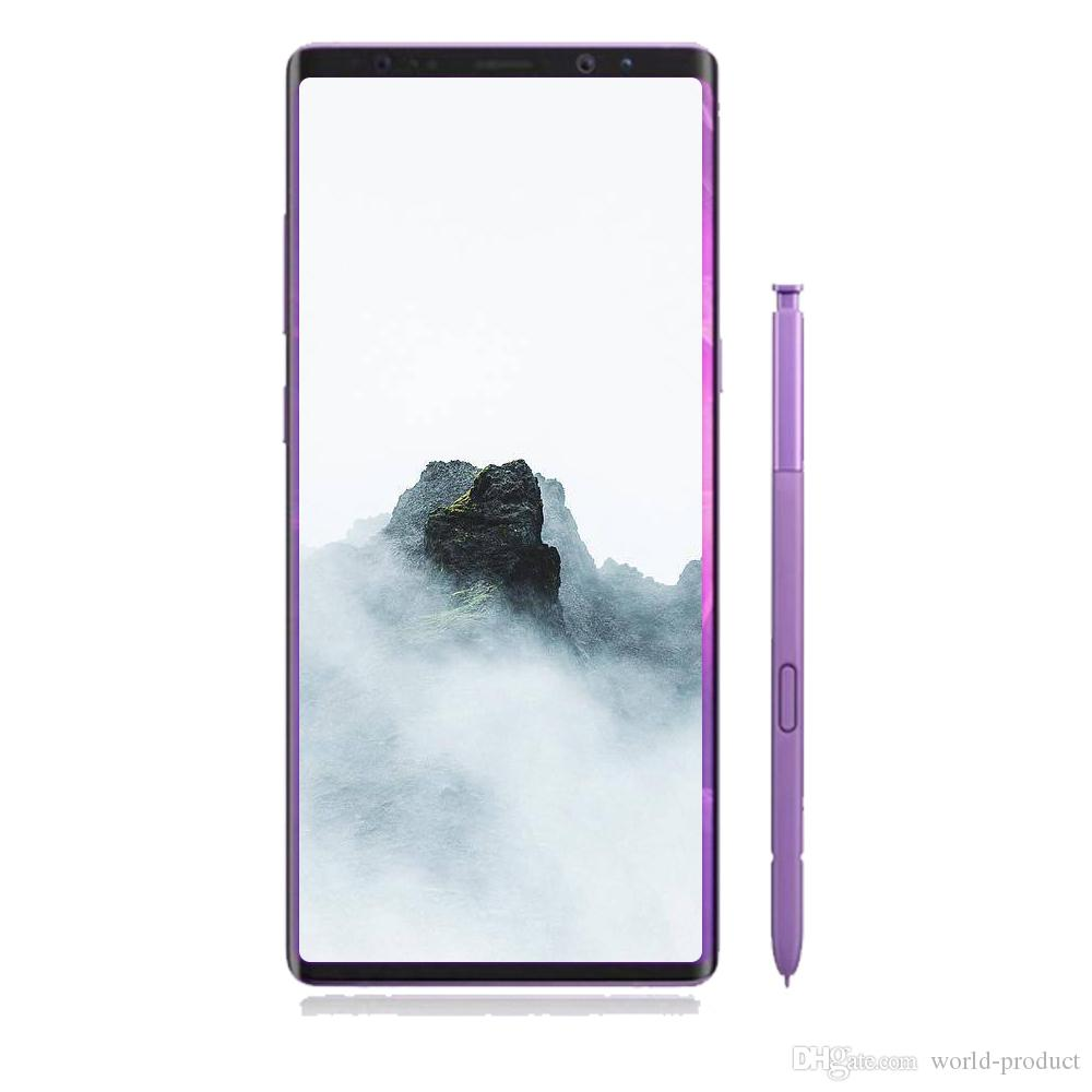 Unlock 9 note 8 9 6 3 inch Edge Curved Screen 1GRAM 8GROM Unlocked note8 9  Android5 0 Smartphone
