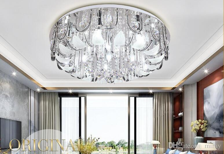 2019 LED Ceiling Lighting, European Style Living Room Lamps ...