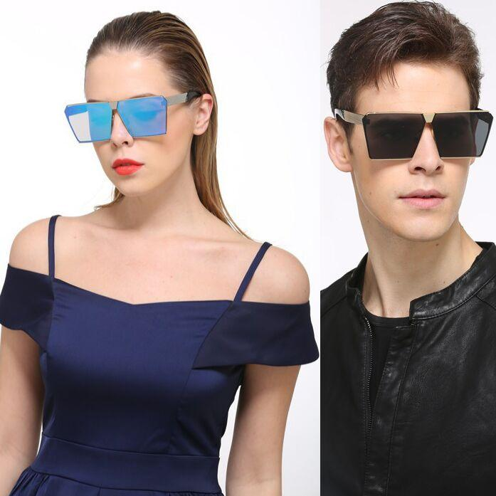69c45c9cbac 2019 Polarized Sunglasses 11 color UV400 Unisex Lens fashion Square  sunglasses couples sun glasses Driving goggles Free shipping