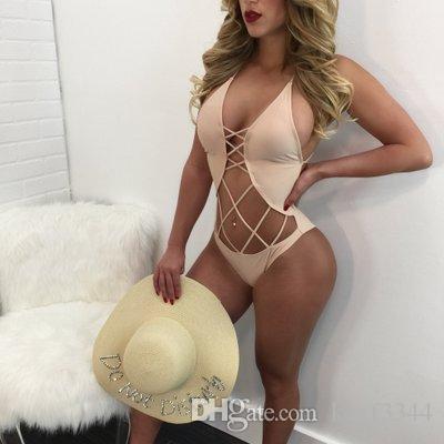 Costumi da bagno Sexy da donna Micro mini perizoma Bikini brasiliano Costumi da bagno Micro triangolo Reggiseno con perizoma Cravatta Schiena allacciatura posteriore Set legato