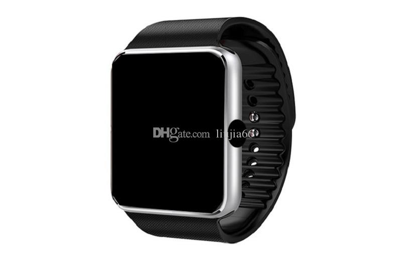 GT08 Smart Watch With Sim TF Card Slot Bluetooth suitable for ios Android Phone Smartwatch