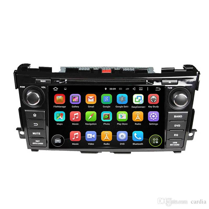 Car DVD player for NISSAN Tenna Altima Octa-core 8inch Andriod 8.0 with GPS,Steering Wheel Control,Bluetooth, Radio