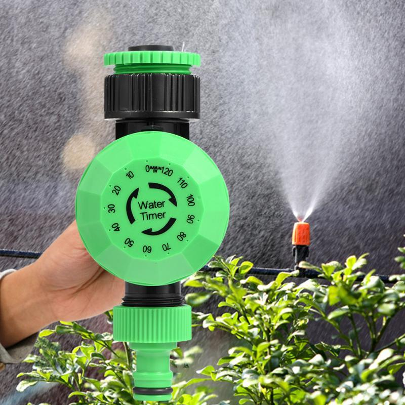 2 120 Minutes Water Timer Outdoor Garden Hose Water Timer Irrigation  Controller Automatic Shut Off 30 Minute Timer Timer Countdown From  Camerashome, ...