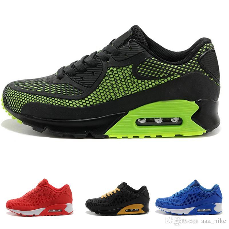 on sale b67bd 0ecd7 Großhandel Nike Air Max 87 Airmax 87 Großer Rabatt Heißer Verkauf Runningl  Schuhe Kissen Alr 90 KPU Mens Classic 90 Freizeitschuhe Turnschuhe  Turnschuhe Man ...