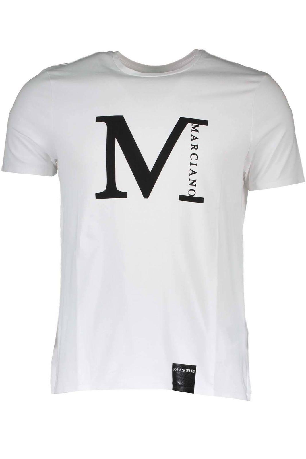 7fb6d9fcaa Guess Colore Cotone Us Ingrosso 100All Uomo T Marciano 74h6376404z ...