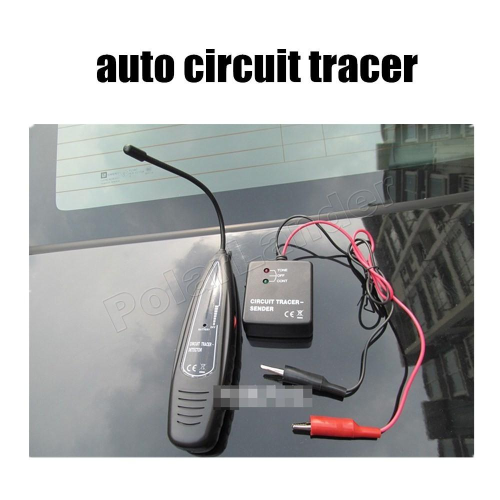 High Quality Tracer Tester Car Automotive Open Circuit Detector Auto ...
