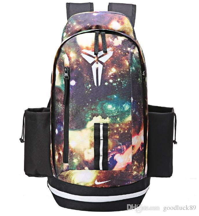 fc77f36d8ea7 Fashion KOBE Bag Men Backpacks Basketball Bag Sport Backpack School Bag For  Teenager Outdoor Backpack Marque Mochila Size 48 30 20 Cm Backpack Handbags  From ...