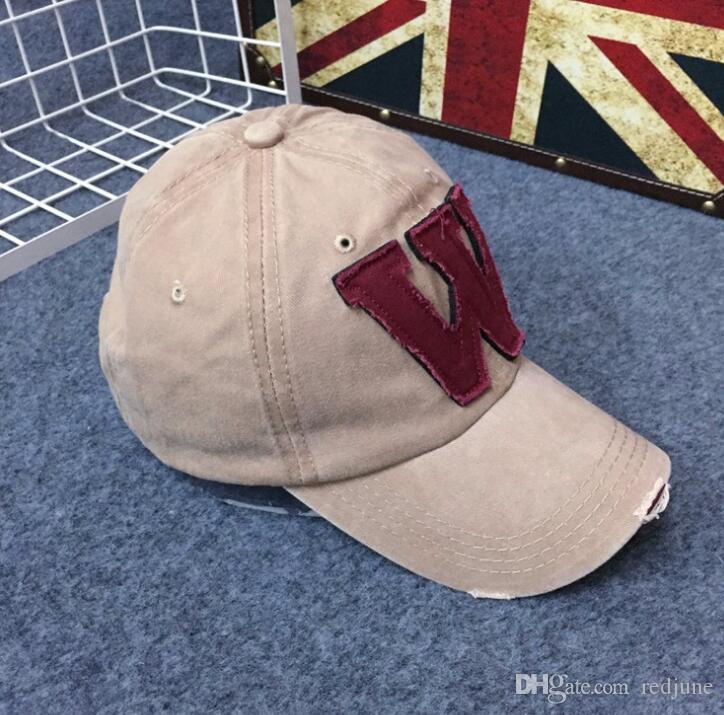 Marka Snapback Erkekler Beyzbol Şapkası Bboy Hip-Hop Şapka Erkekler Kadınlar Için Işlemeli Mektup W Tasarımcı Şapka Erkekler Ücretsiz Kargo