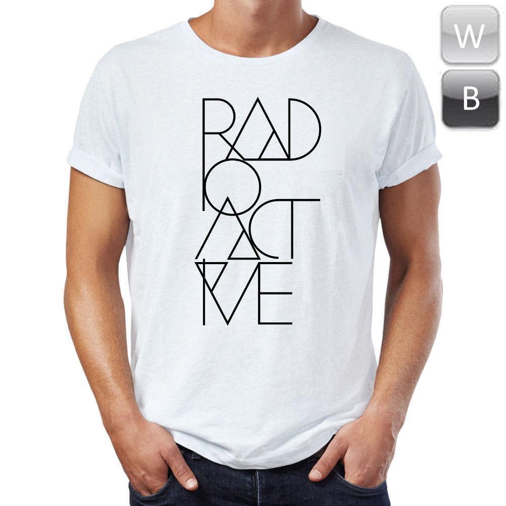 40561e145820a4 Großhandel Radioaktives Imagine Dragons T Shirt Indie Rock Band Ich Wette Mein  Leben Lang Unisex T 2018 Sommer Neue Mode Marke Tshirt Männer Solide Von ...