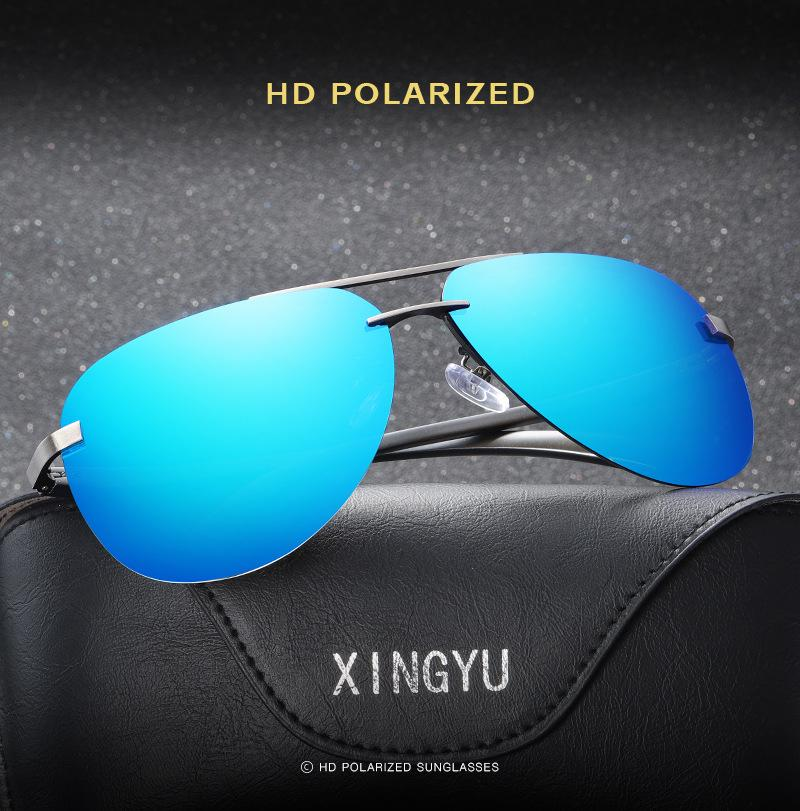 a949cfcb9f Men And Women New Classic Polarized Sunglasses Series Colorful Film ...