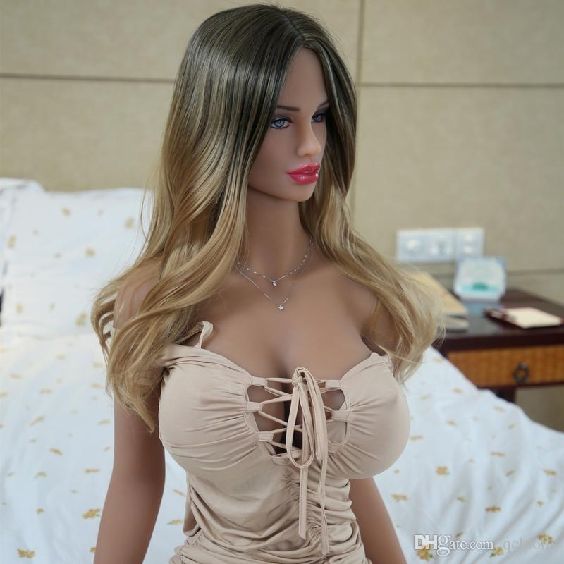 High Quality Lifelike Adult Sex Dolls American Oral Love Doll Realistic Sexy Toys For Men Vaginal Anal Tan Skin