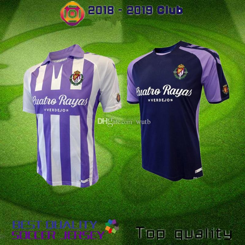 2019 2018 19 Real Valladolid Soccer Jerseys Verde Enes Ünal Nacho Futbol  Camisetas Football Camisa Shirt Kit Maillot From Wutb f015a8556