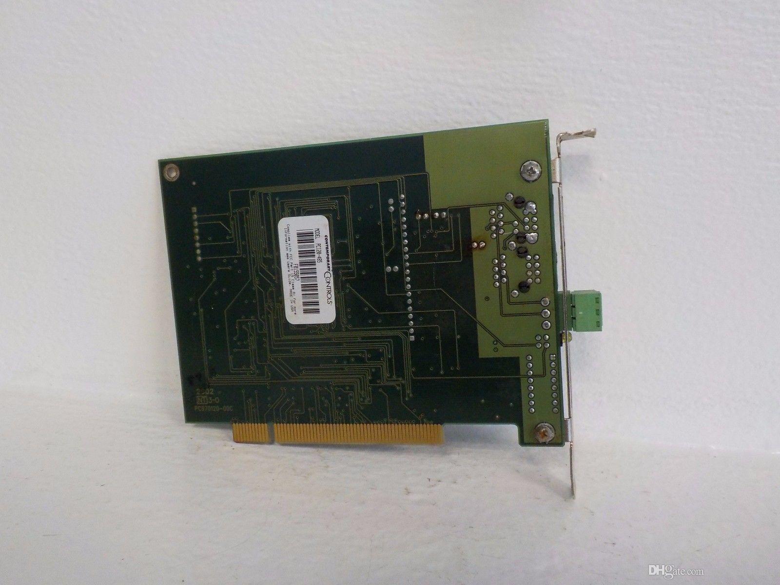Плата промышленного оборудования CONTROLS PCI20--карта Соединительная плата EIA-485 NIM с DC-связью