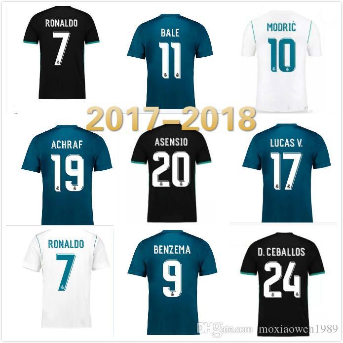 Camiseta Real Madrid Asensio