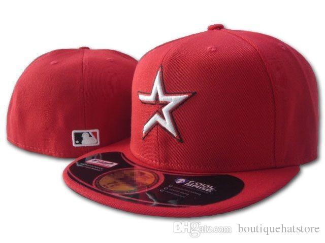 En Kaliteli erkek Spor Sahada Tasarım gömme şapka düz Ağız embroiered mektubu takım logo hayranları beyzbol Şapka boyutu tam kapalı ...