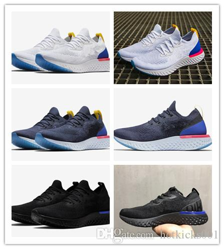 2018 Top Quality Epic React Instant Go Fly Breath Comfortable Sport Best  Boost Size 5-11 Mens&Women Running Shoes For Sale Athletic Sneakers Epic  React ...