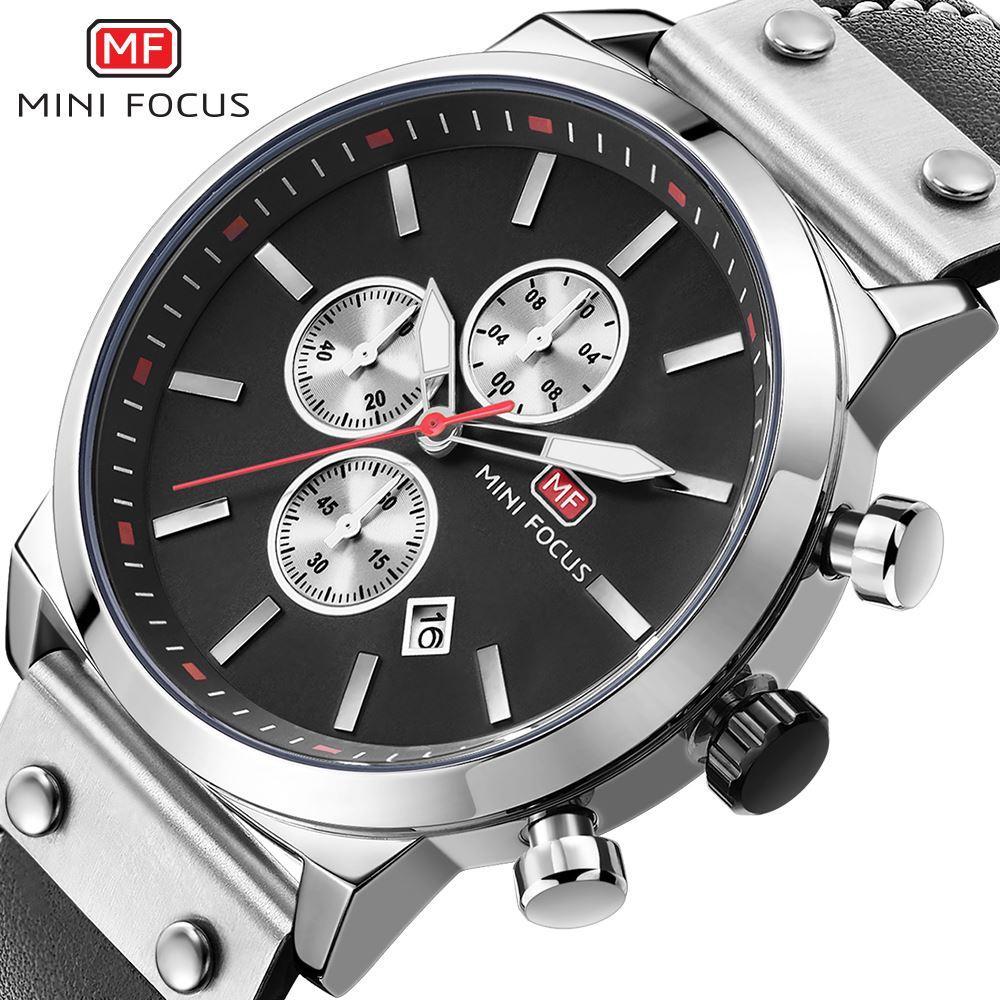 Wristwatches Ingenious Mini Focus Mens Nylon Strap Quartz Watches Waterproof Calendar Wristwatches