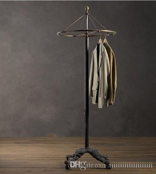 2018 Industrial Retro Furniture To Do The Old Hanger Hangers Clothing Rack  Shelf Hotel Loft Style Hangers From Iiiiiiiiiiiiiiiiiiii, $608.29    Dhgate.Com