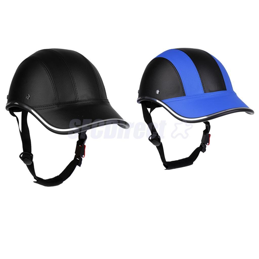 Acheter Ultra Léger Baseball Cap Style Moto équitation Scooter