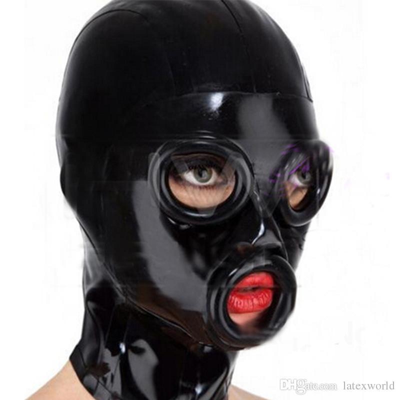 Are fetish women gasmasks