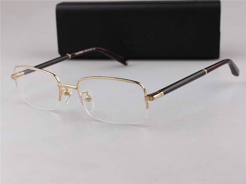 5bb4fb0691 MB Brand New Eye 149 Glasses Frames for Men Glasses Frame Gold ...