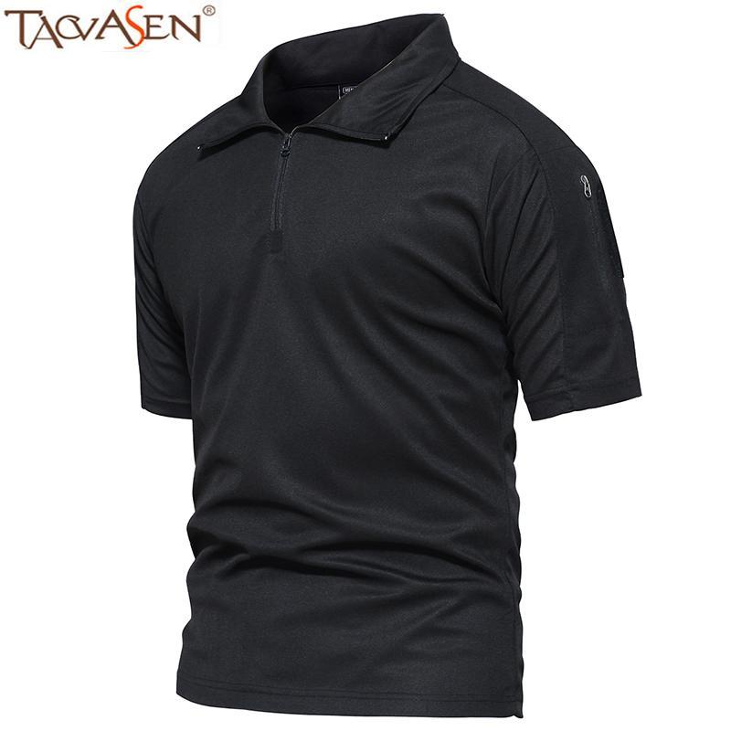 947082e43 Compre Tacvasen T Shirt Dos Homens De Verão Tático T Shirt De Manga Curta  Roupas De Pesca Homens Camisa De Combate T Camisa De Caça Sh Xl 04 De  Booni