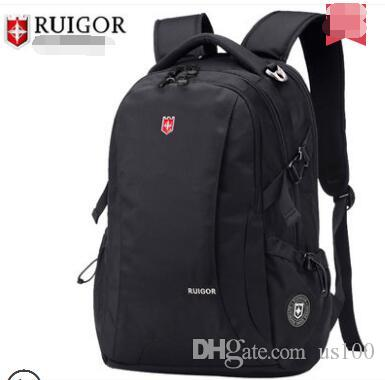 2018 Swiss army knife shoulder bag Swiss high school bag female casual men's business travel large-capacity computer backpack