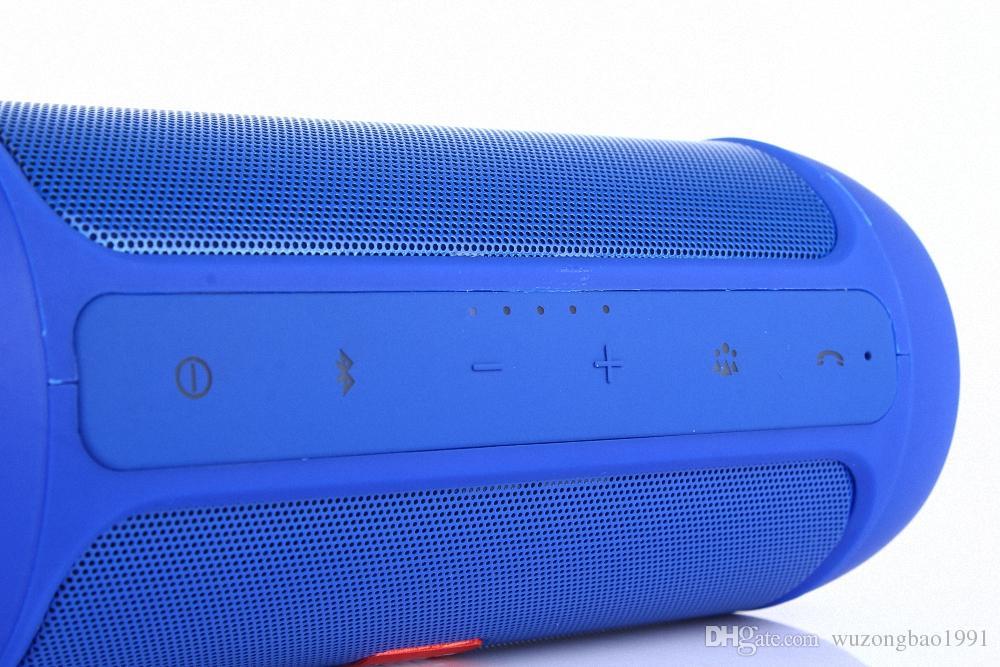 Беспроводная связь Bluetooth динамик открытый велосипед доказательство микрофон портативный спортивные колонки с Fm-радио Tf карта MP3 Power Bank для xiaomi Samsang