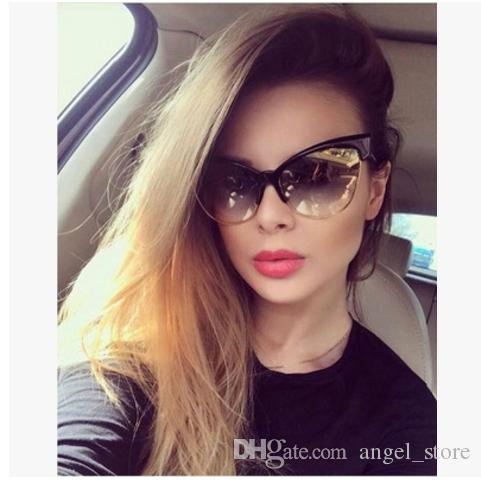 Compre 2018 Luxo Sexy Cat Eye Sunglasses Mulheres Retro Vintage Camuflagem  UV400 Óculos Shades Óculos De Sol Rosa Lunette De Soleil 97094 De  Angel store, ... c25d60fe11