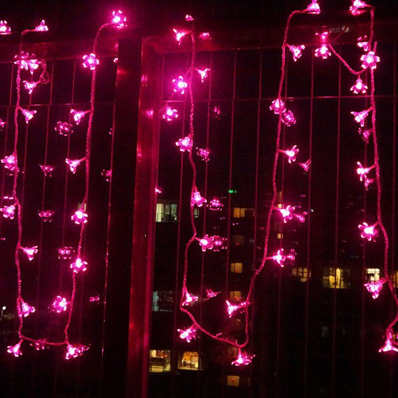 Weihnachtsbeleuchtung Led Batterie.Batterie Fall Lamp4 10m Led Sternschnur Lichter Led Lichterkette Weihnachtsbeleuchtung Party Hochzeit Urlaub Girlande Dekoration Lampe