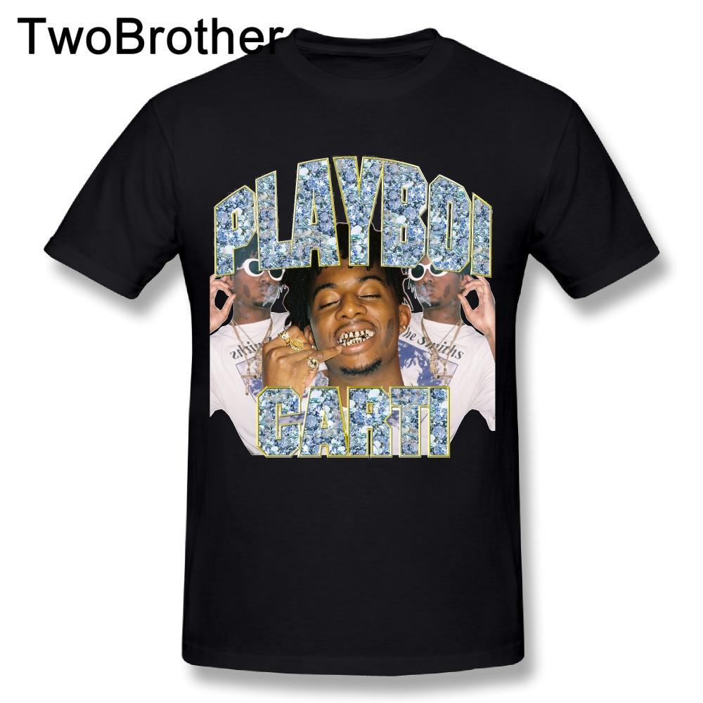 O Neckboy Playboi Carti Vintage Shirt Great Design T Shirt Fashion